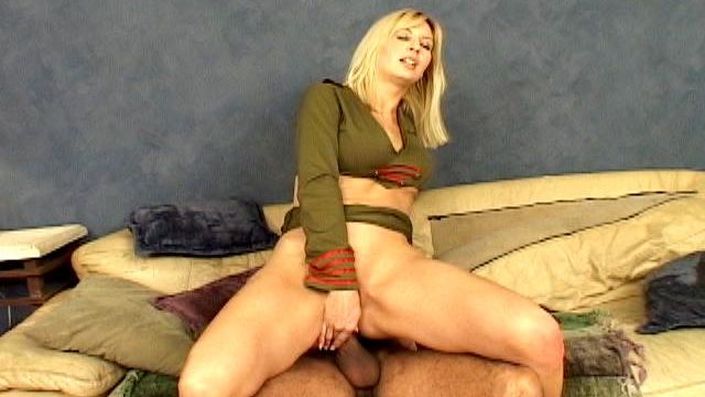 Excellent Blonde Military Hooker Celestia Celebrity Masturbating Her Horny Asshole