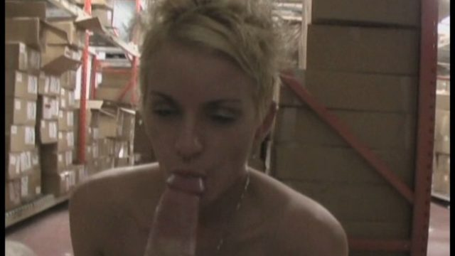 Exclusive Task For Ash-blonde