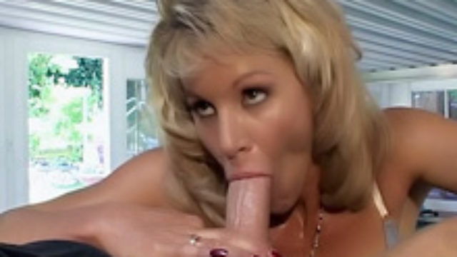 Platinum-blonde Ultra-cutie Will Get Sloppy Facial Cumshot