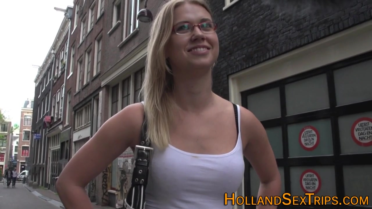 Dutch Call Girl In Pantyhose
