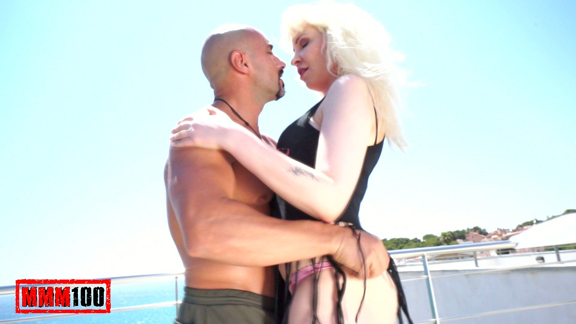 Tiina Ok & Bryan Da Ferro In The Ghost Of The Pool – Mmm100