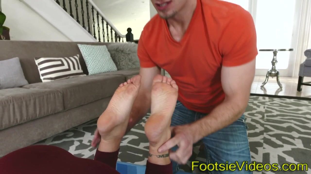 Furry Teenagers Soles Cum-shot