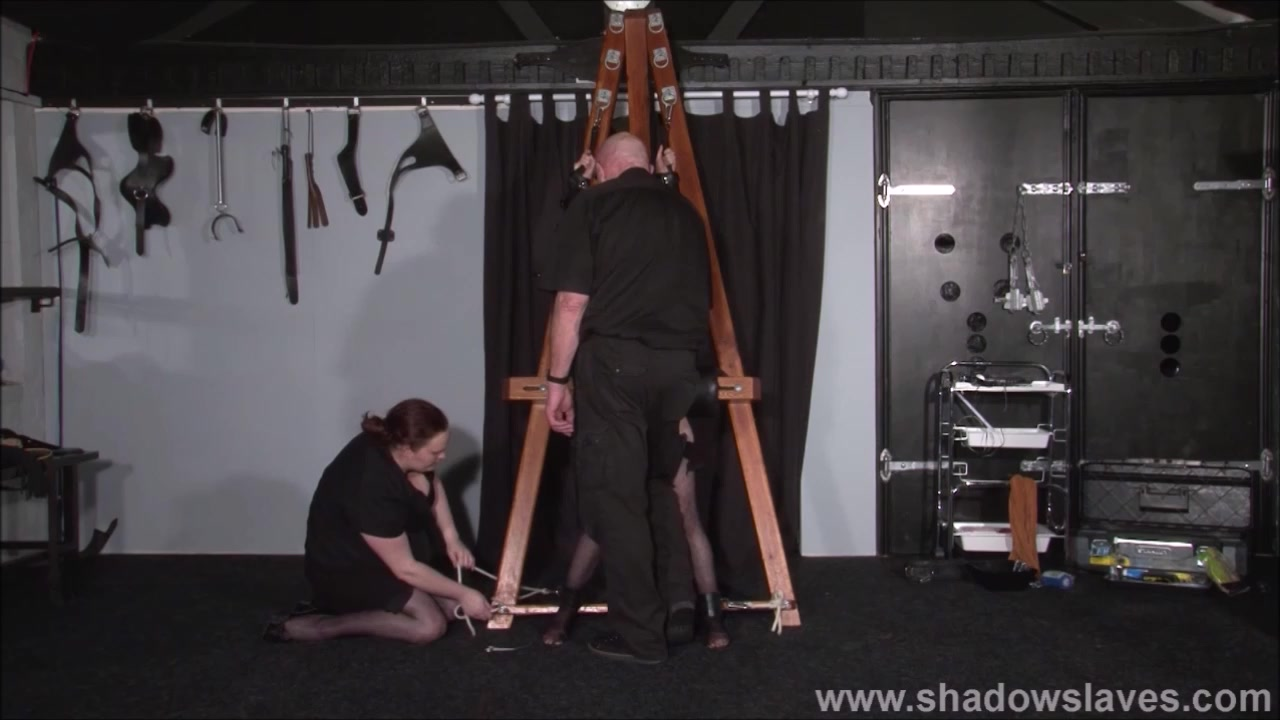 Bound Elise Graves Vag Penalized And Xxx Domination & Submission Of E