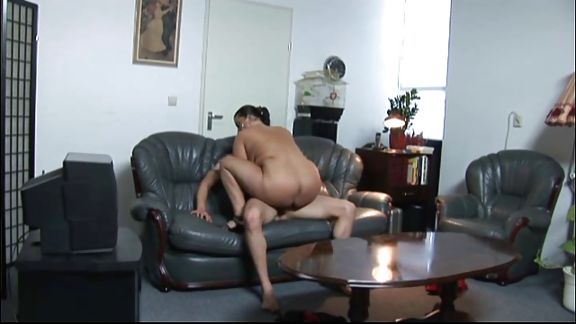 Old Dutch Mature Getting Youthfull Knob  Two