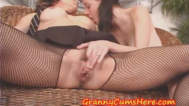 Big Clit Mummy Interviews After Which Seduces A Young Teen