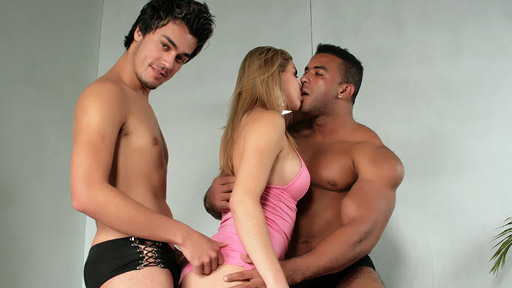 Camily Particular Bi-curious Threeway Video