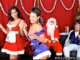 A Highly Insane Porn Industry Star Christmas Phase 1