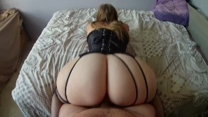 Best Pov Of Your Lifestyles With This Pawg French Meaty Arse Amazing!