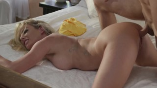 Familyxxx – Steaming Mummy Step Mummy Is Prepped To Penetrate Step Sonny
