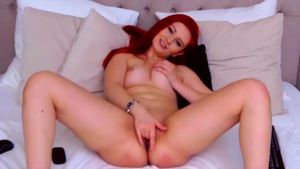 Ginger-haired Desires To Groan For You