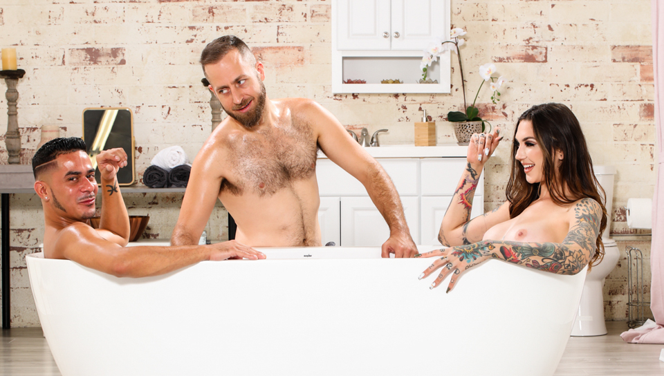 Caught With Him & Her – Rocky Emerson, Joel Anyone & Cesar Xes