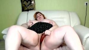 Bbw Hotty Makes The Fuck Stick Vanish
