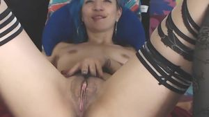 Tatted Inexperienced Performs On Digicam