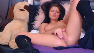 Insatiable Stunner And Her Playground