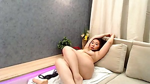 Torrid Chinese Little Angel Desires To Wail For You